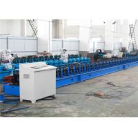 China Galvanized Steel Automatic Roll Forming Machine 6-15m/Min Flying Welding wholesale
