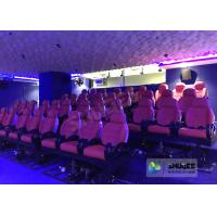 China Cabin Cinema Motion Flight Simulator Movie Theatre With Different Movie Posters wholesale