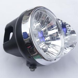 China 12V - 80V Electric Motorcycle LED Headlight / LED Lights For Motorcycles wholesale
