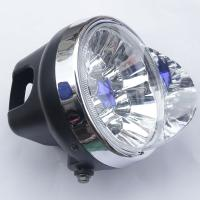 Buy cheap 12V - 80V Electric Motorcycle LED Headlight / LED Lights For Motorcycles from wholesalers