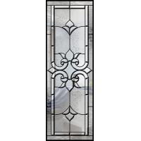 China frosted glass  Appeal Decorative Panel Glass For Apartment Home Pattern Surface sandblasted wholesale