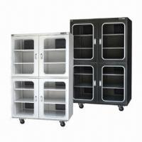 Buy cheap Desiccator Dry Cabinet/Box with 10 to 20% RH Relative Humidity and Moisture from wholesalers