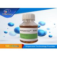 China Yellowish Wetting And Dispersing Agent For Organic Pigments Improving Color Strength wholesale