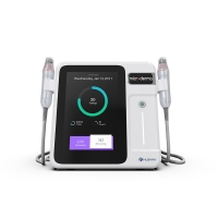 Buy cheap 80w 5mhz 36 Pin/2*2cm2 Wrinkle Removal Micro Needle Machine from wholesalers