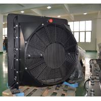 China Custom Aluminum bar plate fin air to air heat exchanger for industry on sale