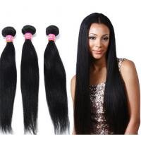 Buy cheap Full Cuticles 8A Virgin Hair Extensions With Dark Root No Shedding from wholesalers