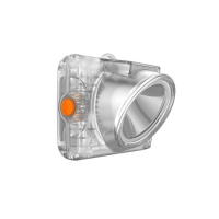Buy cheap 1.5A 15000Lux Led Cap Lamp Underground Mining With OLED Screen from wholesalers
