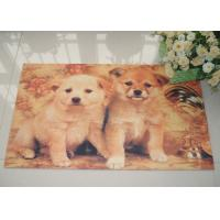 China Waterproof Rubber Floor Carpet Soft With Cute Pattern For Bathroom on sale