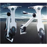 China AOWA Folding E Scooter Waterproof Electric Foldable Scooter With CE Certifications wholesale