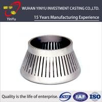 China Industrial Cast Steel Components , Prototype Investment Casting Services 1g-10kg wholesale