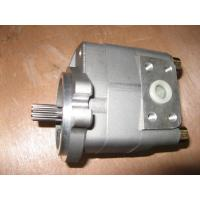 China Oil Rotary Gear Pump , Low Noise Industrial Gear Pumps For Construction Machinery on sale