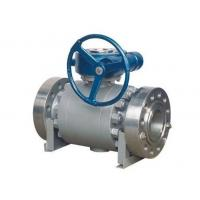 China Double Ways Floating Ball Valve For Chemistry 1Cr18Ni9Ti 304,316 Ball wholesale