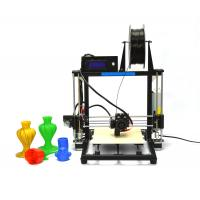 China Rapid Prototyping Desktop 3D Printer , Prusa i3 Aluminum 3D Printer wholesale
