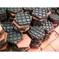 China rubber hexagonal tile wholesale