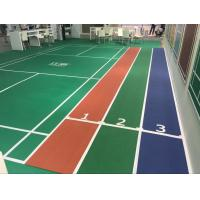 China Sports Waterproof Rubber Flooring Thickness 5mm Width 1.5m Length 15m wholesale