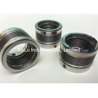 Buy cheap Burgmann mechanical seal MFL85N Metal Bellow Seal replacement high quality from wholesalers
