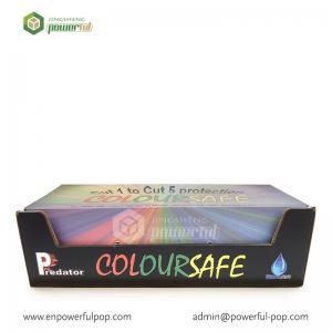 China Cardboard Matte Black Box, Folding Cardboard Box on sale