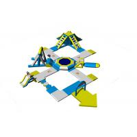 Buy cheap Inflatable Aqua Park Equipment / Inflatable Commercial Water Park Toys Manufacturer from wholesalers