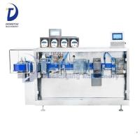 China Automatic Plastic Ampoule Bottling Blow Fill Seal Machine Pharmaceutical Oral Liquid Filling Packing Machine wholesale