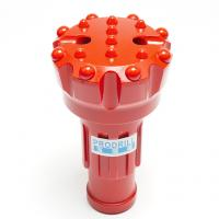 China ND 580-110mm Mining Drill Bits , High Air Pressure Down The Hole Bits wholesale