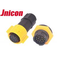China Plug And Socket Waterproof Circular Connectors 5 Pin Aviation Automation Splicer wholesale