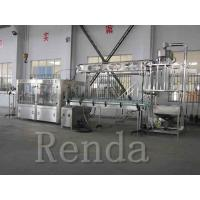 Buy cheap Customized Beer Bottle Filling Equipment Beer Bottle Capper Machine With High from wholesalers