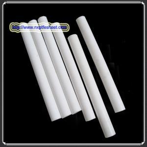 China manufacturing ptfe exturded rod ptfe teflon bar diameter:10~200mm wholesale