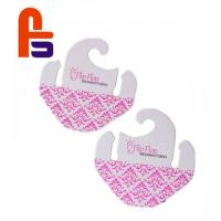 China 15*15cm Compact Size Good Looking For Women Shoes Custom Cardboard Hangers wholesale