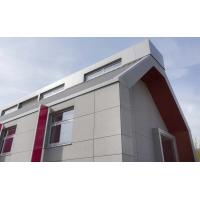 China Color Through Exterior Fiber Cement Board External Wall Cladding Ce Approved wholesale