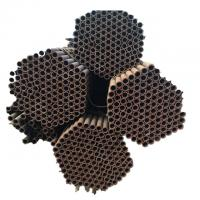 China Factory Direct Supply Erw Black Seamless Welded Steel Pipe With Price wholesale