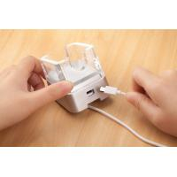 COMER alarm charger device holder for Anti-theft cell phone secure displays