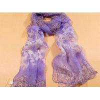 Buy cheap Printed Silk Scarf 013 from wholesalers