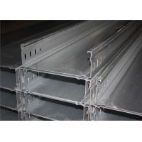 China Ladder Type Cable Tray Roll Forming Machine Production Line wholesale