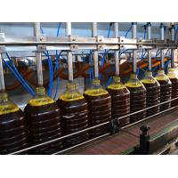 China Electric Automated Cooking Oil Filling Machines , Stainless Steel Water Machine wholesale