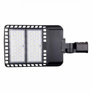 China IP66 IK09 100W 150W Led Solar Street Light Shoebox Module 155lm/w ETL Approved on sale
