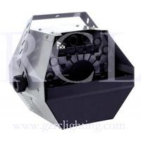 China Nightclub Portable Bubble Machine Manual Control For Disco Stage Effect wholesale