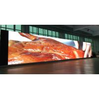 China Indoor P5 SMD LED Display Screen Full Color High Brightness 140 °Viewing Angle wholesale