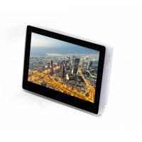 Buy cheap SIBO 7 Inch Wall Rugged Android Tablet With Full View IPS Screen POE Power For from wholesalers