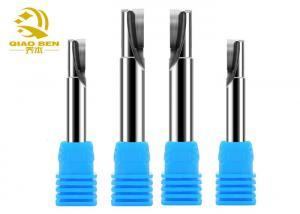 China NC Machining PCD End Mill Tool Acrylic Polishing Ra0.05μm Portable wholesale