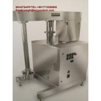 China 5kw Pharmaceutical Machinery Gelatin Color Mixer With Hydraulic Lifting System wholesale