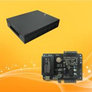 China Smart Door Access Controller 32M Bits RAM Multiple Hardware Protection Measure wholesale