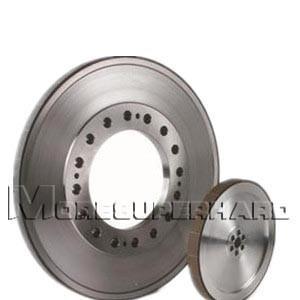 China Vitrified bond CBN Grinding Wheel for crankshaft grinding wholesale