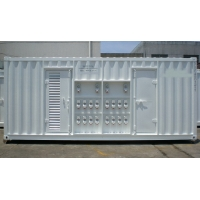 China 460V Reefer Container 500kw 1250kva Cummins Diesel Generator on sale