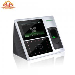 China Facial and Fingerprint Access Control System and Time Attendance Device with Li-battery and TCP/IP wholesale