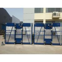China Aluminum Scaffold Hoist Elevator Up Down Door 3.2m x 1.5m x 2.5m Cage on sale
