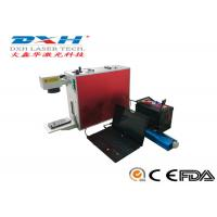 Buy cheap High Precision Laser Logo Printing Machine , 3d Laser Engraving Machine For from wholesalers