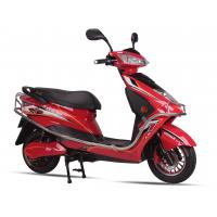 China 800W - 2000W Power Motor Adult Electric Motorcycles Max Speed 70 Km / H wholesale