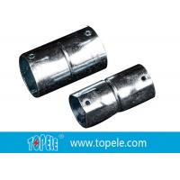China BS Electrical Conduit Steel Coupler Galvanised Conduit Surface Preparation wholesale