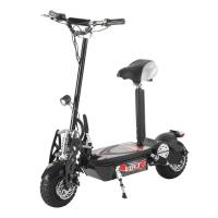 China 48V12A Folding Electric Scooter 1000W Foldable Electric Scooter With Seat wholesale