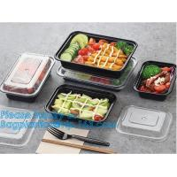 China Meal Prep Containers Free Sample Bento Lunch Box Biodegradable Food Container Plastic Wheat Straw Lunch Box bagplastics on sale